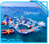 Giant Hot Floating Inflatable Water Park Water Park for Lake