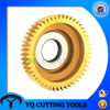 HSS Df75mm Bowl-Shape Straight Teeth Gear Shaping Cutter