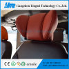 Memory Neck Pillow Genuine Leather Headrest for Auto Car