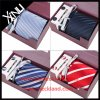 100% Silk Woven Tie Gift Set Packaging for Men