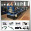 Kxd C Z Shaped Purlin Steel Roll Forming Machine