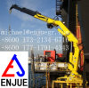 3t12m Foldable Boom Ship Deck Provision Crane