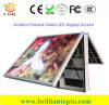 Front Maintenance P10 LED Sign Board for Outdoor Advertising Use