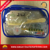 Custom Flight Travel Kit Clear Plastic Travel Amenity Kits