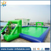 2016 Big Discount Inflatable Football Soap, Inflatable Soccer Field for Sale