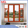 China Aluminum French Glass Door Manufacturer