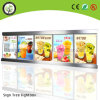 High Quality Decorative Slim Aluminum Frame LED Light Box for Menu Board