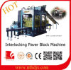 Concrete Paving Block Making Machine Used in Africa