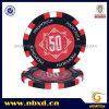 14G 3color Clay Propoker Sticker Chip (SY-E14A)