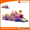 2017 Train Circus Interactive Sport Inflatable Tunnel Toy (T5-004)