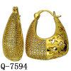 Fashion Copper Jewelry Earringsfactory Wholesale