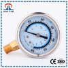 Stainless Steel Case Electric Liquid Oil Filled Pressure Gage