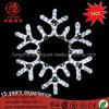Waterproof LED Snowflake Christmas Lights for Plam Tree Decoration Outdoor