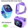 Waterproof IP67 GPS Kids Tracker Watch with Touch Screen (D25)