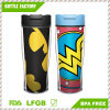 Plastic Double Wall Travel Mug 15oz