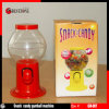 Plastic Candy Gumball Vending Machine