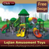 Amusement Equipment Toys Kids Outdoor Plastic Playground for Park (X1432-2)
