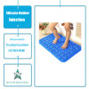 Customized Rubber Products Non Slip Bath Rubber Mat Injection Molding