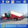 30cbm Cement Bulker Tanker, Cement Tanker, Bulk Cement Trailer 50ton