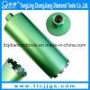 China Color Drill Bit for Drilling Asphalt Concrete