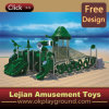 CE Creative Design Good for Children Outdoor Plastic Playground (X1430-9)