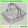 Metal Supermarkets Wire Mesh Baskets/ Metal Baskets (WP-15)