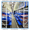 High Density Carton Flow Pallet Rack for Warehouse Storage