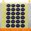 Custom Printed Indication Self-Adhesive Label
