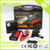 12V Battery Mini Jump Starter 12000mAh Battery Mini Jump Starter