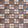 China Building Material Art Glass Mosaic / Mosaico (VMW3205)