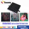 New Wedding Removable LED Interactive Dance Floor Sale