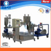 Double Heads Filling Capping Machine with Filter Pump Cart