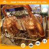 Red Copper Mash Tun Brew Kettle
