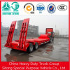 25t 28t 30t 3 Axle High Quality Best Price Truck Trailer Low Bed Trailer