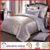 Fashion Poly-Cotton Jacquard Bedding Set Df-C155