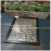 SUS 201 316 304 Embossed Decorative Stainless Steel Sheet Plate