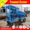 Mobile Trommel Washing Screen Machine for Tungsten Ore