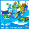 New Design with Sea Style for Playground Set (QL-1124D)