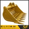 Excavator Skeleton Bucket, Excavator Machinery Sieve Riddle Bucket