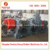 High Efficient Waste Tyre Block Crushing Machine