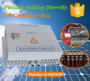 Outdoor Wall-Mounted PV Combiner Box with 12 Channels Input