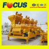 Js500, Js750 Js1000 Twin Shaft Concrete Mixer