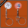 Metal Shopping Trolley Token Key Chain for Gift (BYH-10404)