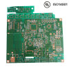 Enig Green Soldermask Multilayer PCB Fr-4 Circuit Board