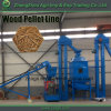 Compelet Biomass Wood Pellet Making Line for Oak Beech Pine