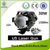 Motorcycle LED Laser Headlight U5 LED 30W