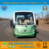 Zhongyi Brand 11 Seats High Quality Battery Powered Electric Sightseeing Car with Ce and SGS Certification