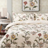American Country French Rural Floral 100% Cotton Bedding Set