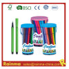 Water Color Felt Pen 12 PCS in Bucket Box