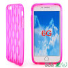 Newest Design Wavy Line Mobile TPU Case for iPhone6